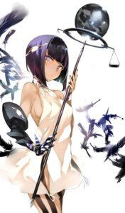 Rating: Questionable Score: 55 Tags: dress no_bra shunsei weapon User: nphuongsun93