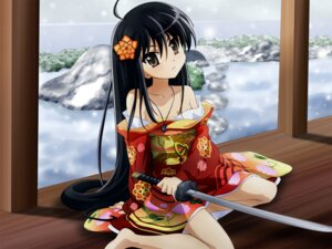 Rating: Safe Score: 36 Tags: kimono shakugan_no_shana shana sword ueda_kazuyuki wallpaper User: blues