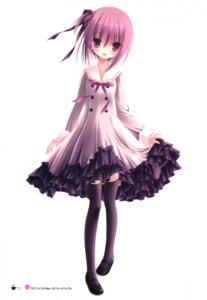 Rating: Safe Score: 50 Tags: minato_tomoka ro-kyu-bu! seifuku skirt_lift thighhighs tinkle User: RICO740