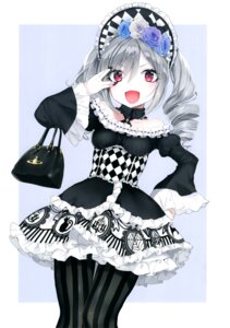 Rating: Safe Score: 40 Tags: kanzaki_ranko nekometaru pantyhose the_idolm@ster the_idolm@ster_cinderella_girls User: Mr_GT