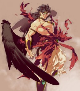 Rating: Safe Score: 6 Tags: broly dragon_ball male unkorin wings User: hobbito