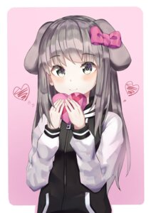 Rating: Safe Score: 17 Tags: animal_ears hwanhee valentine User: whitespace1