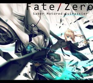 Rating: Safe Score: 21 Tags: daizo fate/stay_night fate/zero saber sword User: omegakung