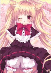 Rating: Safe Score: 25 Tags: bloomers dress lolita_fashion roritora tsukishima_yuuko User: fireattack