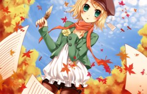 Rating: Safe Score: 31 Tags: kagamine_rin pantyhose vocaloid yayoi User: Nekotsúh
