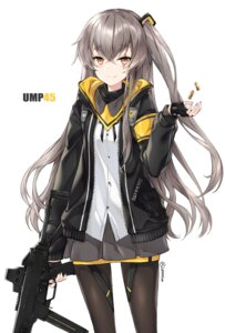 Rating: Safe Score: 23 Tags: girls_frontline gun juna pantyhose ump45_(girls_frontline) User: fairyren