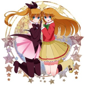 Rating: Safe Score: 12 Tags: haneoka_meimi heels kaitou_saint_tail pantyhose seifuku User: charunetra