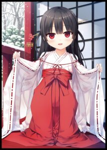 Rating: Safe Score: 48 Tags: cura hachiroku lose maitetsu miko User: Twinsenzw