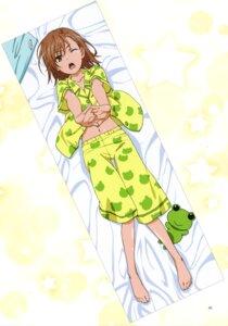 Rating: Questionable Score: 22 Tags: dakimakura feet loli misaka_mikoto open_shirt pajama to_aru_kagaku_no_railgun to_aru_majutsu_no_index User: drop