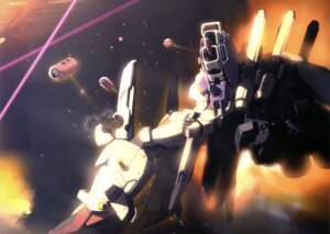 Rating: Safe Score: 6 Tags: gundam gundam_sentinel mecha User: Share