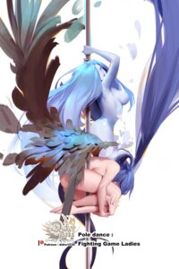 Rating: Questionable Score: 21 Tags: dako dizzy guilty_gear naked wings User: Darkthought75