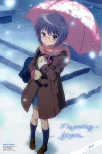 Rating: Safe Score: 47 Tags: ikeda_shouko megane nagato_yuki screening suzumiya_haruhi_no_yuuutsu valentine User: Aurelia