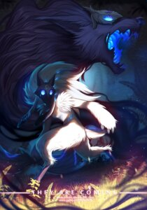 Rating: Safe Score: 32 Tags: dniseb kindred lamb league_of_legends User: charunetra