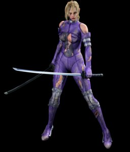 Rating: Safe Score: 15 Tags: cg death_by_degrees nina_williams sword tekken torn_clothes User: Radioactive