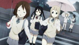 Rating: Safe Score: 26 Tags: akiyama_mio hirasawa_yui k-on! kotobuki_tsumugi nakano_azusa pantyhose seifuku tagme tainaka_ritsu umbrella User: NotRadioactiveHonest