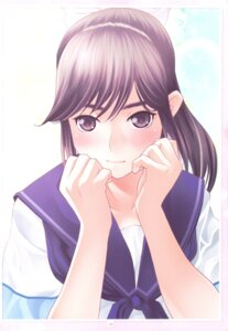 Rating: Safe Score: 11 Tags: bakuhatsu_bros. love_plus seifuku takane_manaka User: Radioactive