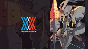 Rating: Safe Score: 8 Tags: bodysuit darling_in_the_frankxx horns mecha_musume strelizia tagme wallpaper User: RyuZU