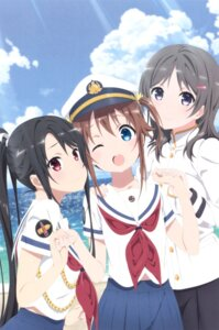 Rating: Safe Score: 30 Tags: china_moeka high_school_fleet misaki_akeno munetani_mashiro seifuku tagme uniform User: Radioactive