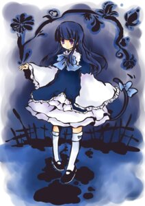Rating: Safe Score: 5 Tags: dress frederica_bernkastel kei_(785944216) umineko_no_naku_koro_ni User: 洛井夏石