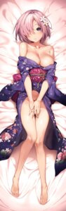Rating: Questionable Score: 165 Tags: cleavage dakimakura fate/grand_order kimono no_bra nopan open_shirt shielder_(fate/grand_order) yuran User: Mr_GT