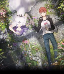 Rating: Safe Score: 59 Tags: dress emiya_shirou fate/stay_night fate/stay_night_heaven's_feel matou_sakura User: kiyoe