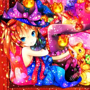 Rating: Safe Score: 34 Tags: bloomers halloween milchiah thighhighs witch User: mattiasc02