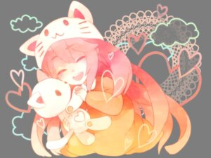 Rating: Safe Score: 15 Tags: macco megurine_luka toeto_(vocaloid) vocaloid User: charunetra