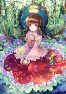Rating: Safe Score: 26 Tags: dress ekita_gen houraisan_kaguya touhou User: Mr_GT