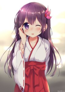 Rating: Safe Score: 51 Tags: ezoshika kantai_collection kisaragi_(kancolle) miko User: Mr_GT