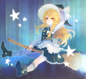 Rating: Safe Score: 16 Tags: heels keemoringo kirisame_marisa touhou witch User: Mr_GT