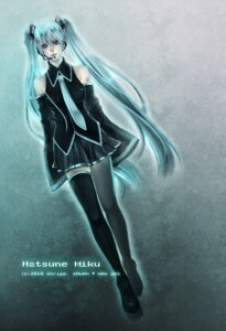 Rating: Safe Score: 5 Tags: hatsune_miku headphones shuan vocaloid User: charunetra
