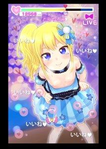 Rating: Questionable Score: 41 Tags: dress loli nipples no_bra open_shirt yukiu_con User: Mr_GT
