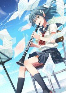 Rating: Safe Score: 29 Tags: asahikawa_hiyori seifuku User: hamasen205