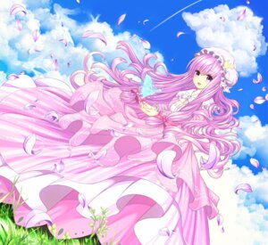 Rating: Safe Score: 39 Tags: catbell dress patchouli_knowledge touhou User: Mr_GT