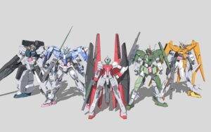 Rating: Safe Score: 13 Tags: 00_gundam arios_gundam cherudim_gundam gn_archer gun gundam gundam_00 mecha seravee_gundam wallpaper zefai User: withul