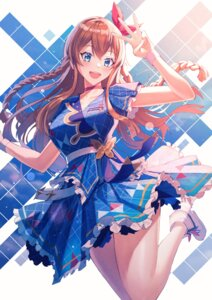 Rating: Safe Score: 15 Tags: kousaka_umi mazel the_idolm@ster the_idolm@ster_million_live! User: Mr_GT