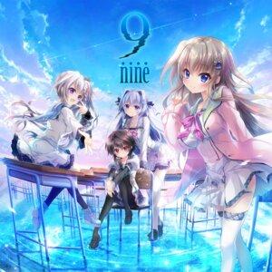 Rating: Safe Score: 30 Tags: 9_-nine- 9_-nine-_haruiro_harukoi_harunokaze 9_-nine-_kokonotsu_kokonoka_kokonoiro 9_-nine-_sorairo_sorauta_soranooto 9_-nine-_yukiiro_yukihana_yukinoato izumi_tsubasu kousaka_haruka kujou_miyako niimi_sora palette pantyhose seifuku skirt_lift stockings sweater thighhighs yuuki_noa User: moonian
