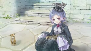 Rating: Safe Score: 8 Tags: atelier atelier_rorona elf game_cg hom kishida_mel neko pointy_ears User: DimkaUA