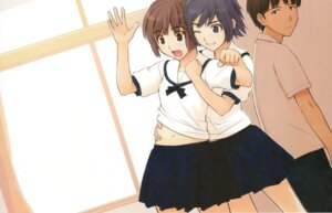 Rating: Safe Score: 9 Tags: seifuku takayama_kisai User: Radioactive