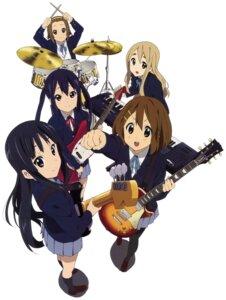 Rating: Safe Score: 31 Tags: akiyama_mio guitar hirasawa_yui horiguchi_yukiko k-on! kotobuki_tsumugi nakano_azusa pantyhose seifuku tainaka_ritsu User: donicila