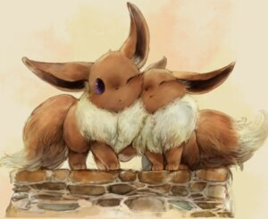 Rating: Safe Score: 29 Tags: eevee monster murayama pokemon User: yumichi-sama