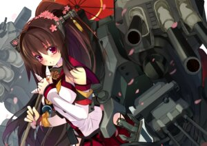 Rating: Safe Score: 25 Tags: kantai_collection shirokitsune yamato_(kancolle) User: fairyren