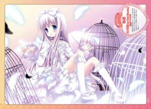Rating: Safe Score: 57 Tags: bloomers dress lolita_fashion morinaga_korune User: crim