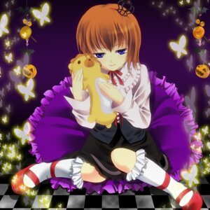 Rating: Safe Score: 12 Tags: hisa-kisa umineko_no_naku_koro_ni ushiromiya_maria User: 洛井夏石