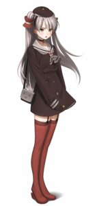 Rating: Safe Score: 31 Tags: aconitea amatsukaze_(kancolle) heels kantai_collection stockings thighhighs User: SubaruSumeragi