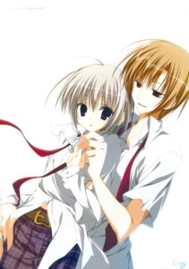 Rating: Safe Score: 8 Tags: inugami_kira male nakameguro_yoshiki seitokai_no_ichizon sugisaki_ken User: WtfCakes