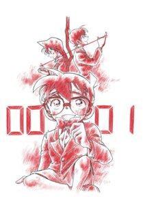 Rating: Safe Score: 4 Tags: detective_conan edogawa_conan kudou_shinichi megane mouri_ran t-okada User: charunetra