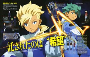 Rating: Safe Score: 3 Tags: asem_asuno chiba_michinori flit_asuno gundam gundam_age User: solidvanz
