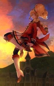 Rating: Safe Score: 16 Tags: aikatsu! aikatsu_stars! heels hitoto nikaidou_yuzu thighhighs User: animeprincess