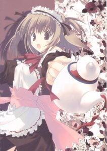 Rating: Safe Score: 8 Tags: cut_a_dash!! fixme maid mitsumi_misato stitchme User: fireattack